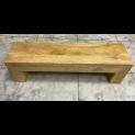 Meble Indyjskie Drewniana półka (shelf-3) Mango