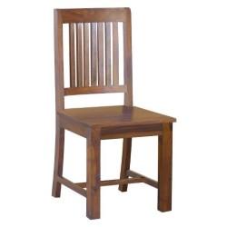 Meble Indyjskie - Klasyczne krzesło do jadalni (RD-030)