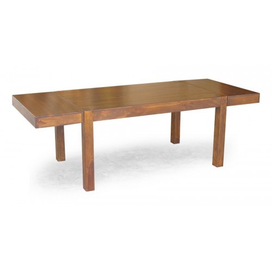 Meble Kolonialne – masywny drewniany stół do jadalni 180x100 rozkładany do 300 cm (RD-105A)