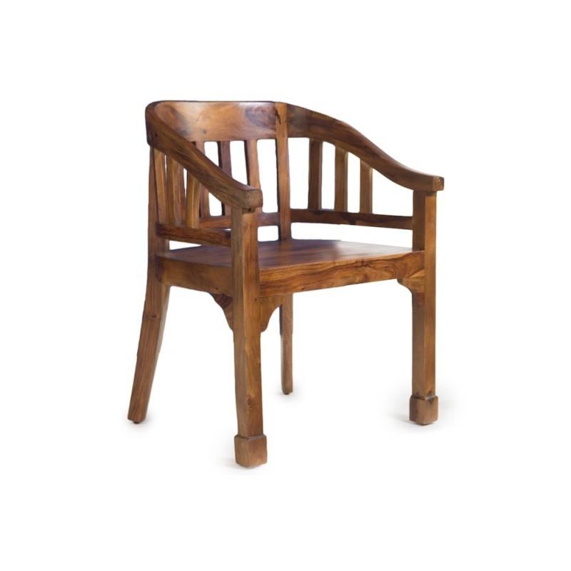 Orientalne Meble - Wygodny Fotel Gabinetowy(RD-029)