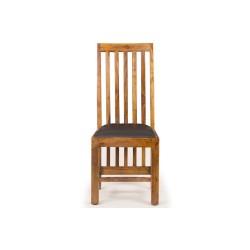 Meble Kolonialne  - Krzesła skórzane (RD-090)
