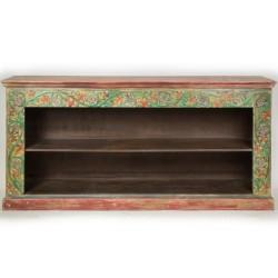 Meble kolonialne - Orientalna biblioteczka (RD-056B)