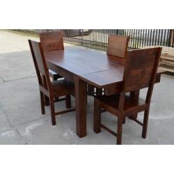 Meble Indyjskie - Indyjskie stół rozkładane do 200cm(RD-027M)