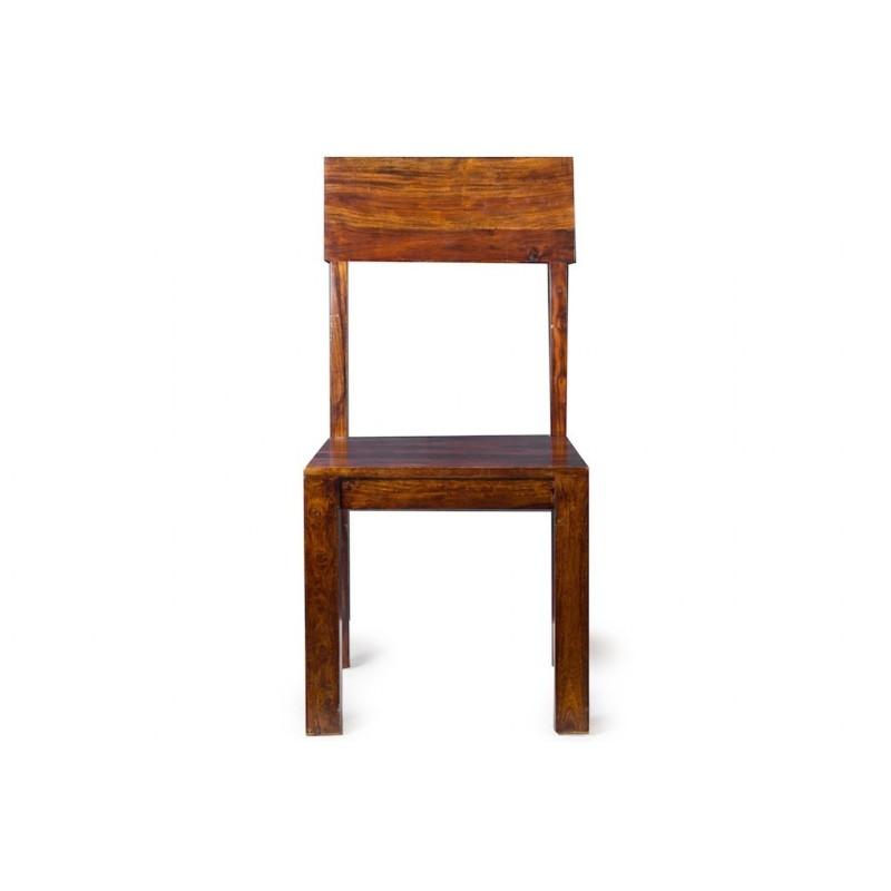 Meble Indyjskie - Klasyczne krzesło do jadalni (RD-106A)