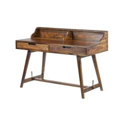 Meble z palisandru - biurko z palisandru (SMILE-6)