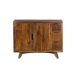Meble z palisandru - komoda drewniana (SMILE-2)