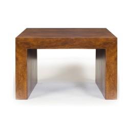Meble  Kolonialne - Masywny stolik kawowy (RD-043B)