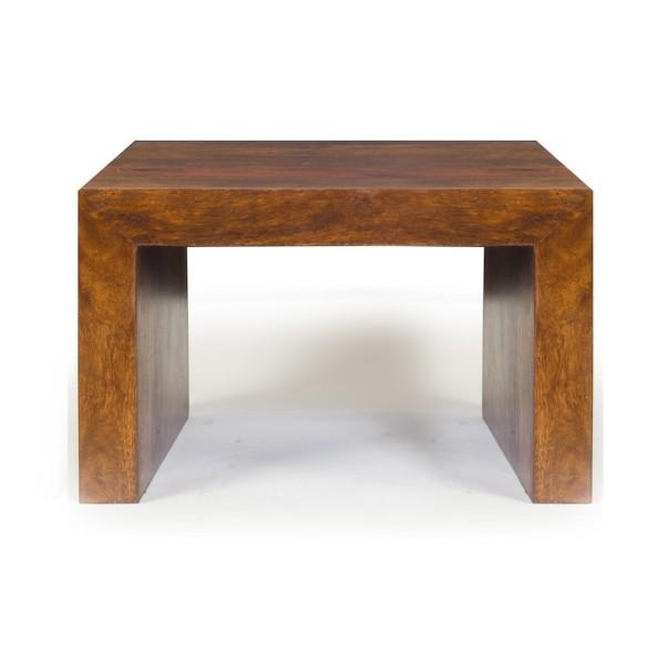 Meble  Kolonialne - Masywny stolik kawowy (RD-043C)
