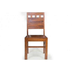 Meble indyjskie -  klasyczne krzesło do jadalni (RD-106C)