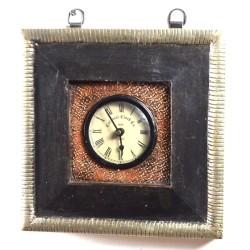 Meble kolonialne - zegar w stylu kolonialnym(Zegar-14)