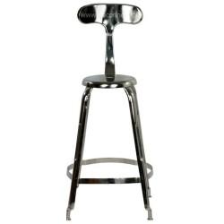 Meble Industrialne – hokery metalowe industrialne krzesło barowe (INDS-CH-04)