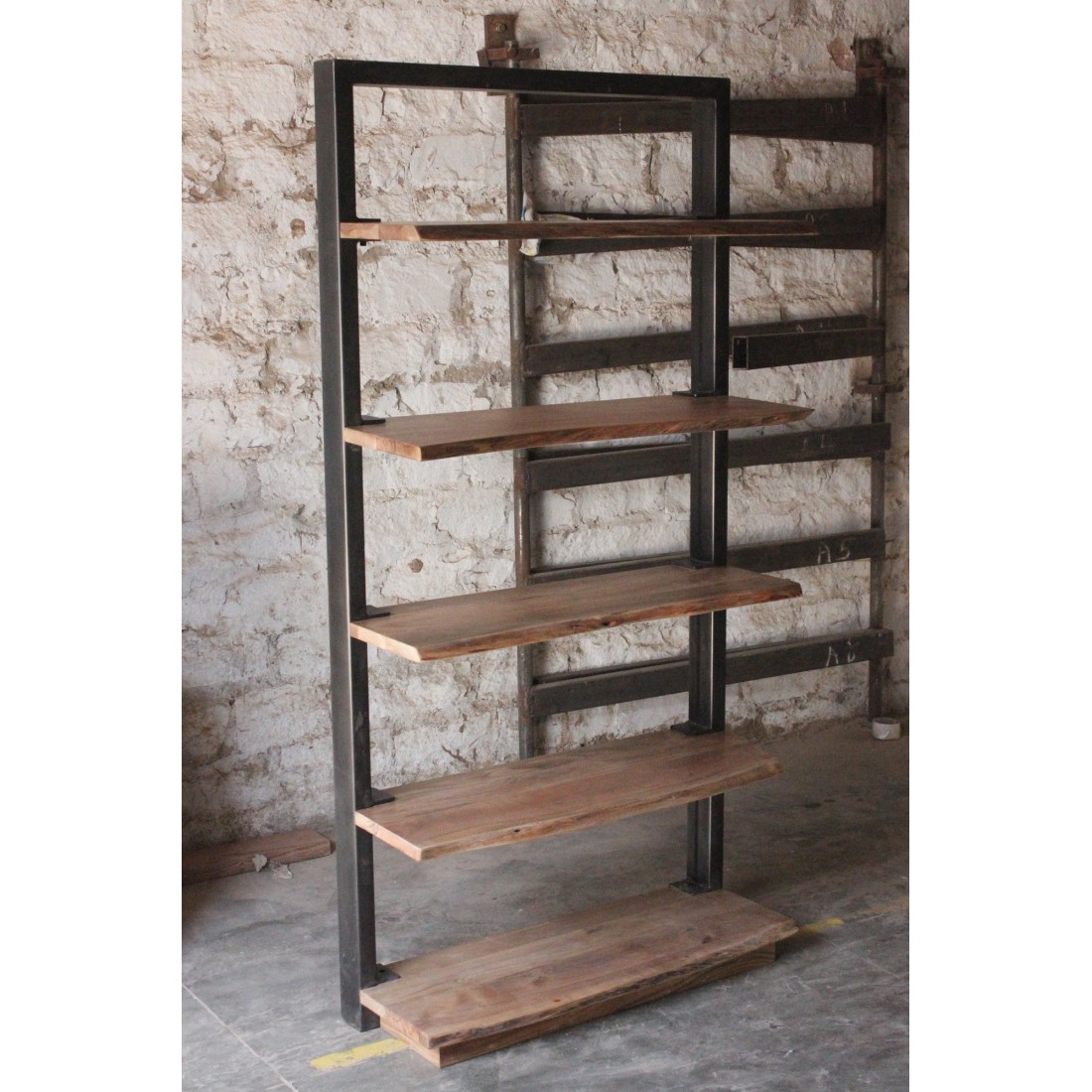meble industrialne rega industrialny inds sb 04. Black Bedroom Furniture Sets. Home Design Ideas