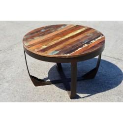 Meble vintage - stolik do kawy vintage (VINTAGE-10)