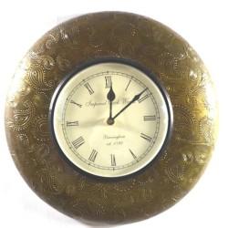 Meble kolonialne - zegar w stylu kolonialnym(Zegar-16)