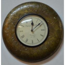 Meble kolonialne - zegar w stylu kolonialnym(Zegar-15)