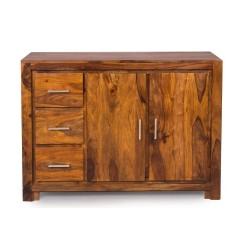 Meble z palisandru - drewniana komoda z palisandru (MTR-122)