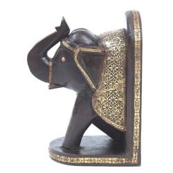 Indyjski słonik ręcznie malowany (GA-ELE-10)