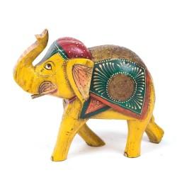 Indyjski słonik ręcznie malowany (MA-58)