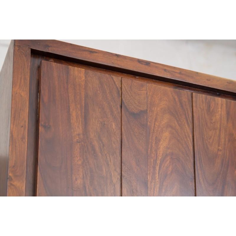 Meble z palisandru - kredens drewniany (WM-110)