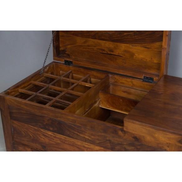 Meble indyjskie kufer drewniany rd 113 for Art decoration meble