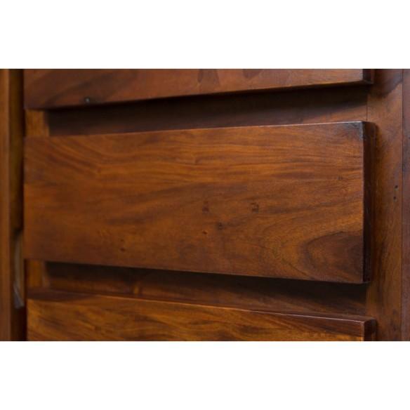 Meble indyjskie szafka z witryn rd 100d for Art decoration meble