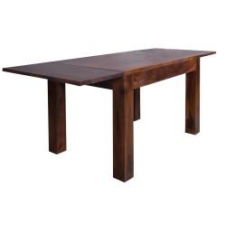 Meble Kolonialne – drewniany stół do jadalni (RD-105B)