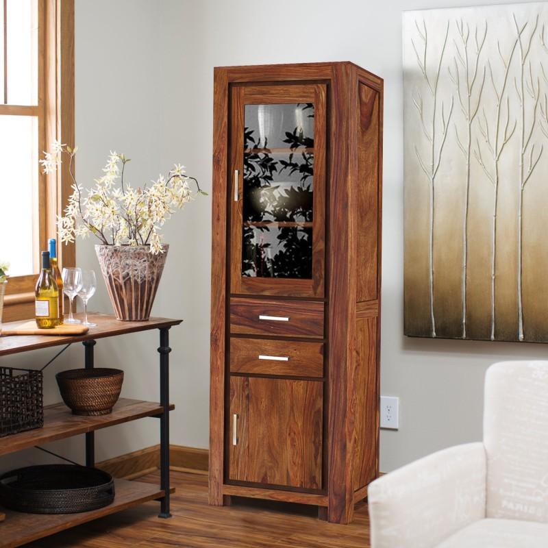 Meble z palisandru - drewniany kredens do salonu (MTR-106)
