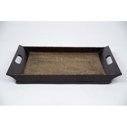 Indyjska drewniana taca (MA-36)