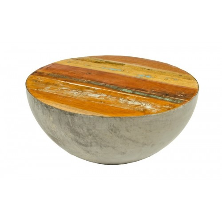 Meble vintage - oryginalny stolik do kawy (VINTAGE-14)
