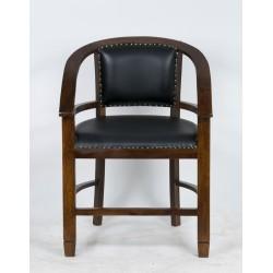 Meble kolonialne - fotel gabinetowy (RD-029A)