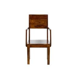 Meble Indyjskie - Klasyczne krzesło - Fotel (RD-106B)