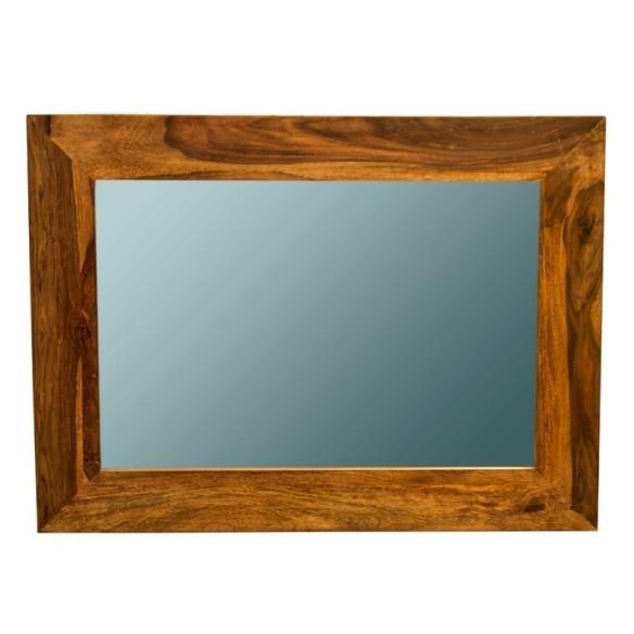 Meble Indyjskie - kolonialna Rama na lustro (Lustro-4)