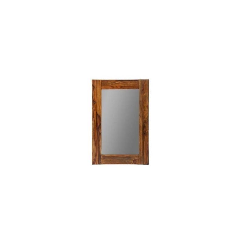 Meble indyjskie - kolonialna rama na lustro (Lustro-3)
