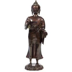 Mosiężny posąg Buddy (RD-GA-56)