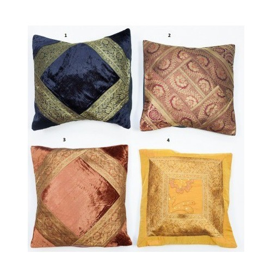 Indyjska poszewka na poduszke (CP-27)