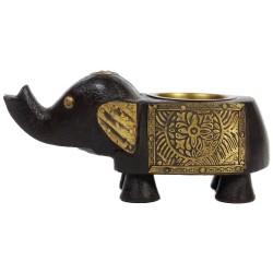 Świecznik zwierzątko - słoń (RD-GA-27E)