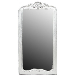 Meble glamour - zdobione lustro glamour (Glam-07)
