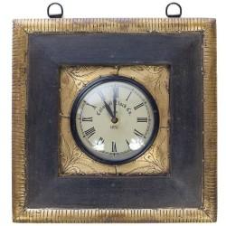Zegar w stylu kolonialnym (Zegar-34)