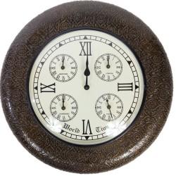 Zegar w stylu kolonialnym (Zegar-20a)