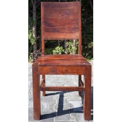 Outlet-Meble Indyjskie - Klasyczne krzesło do jadalni (otlet-chair))
