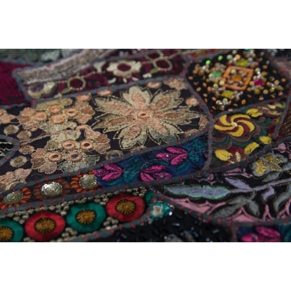 Kilim haftowany koralikami (Kilim-49)