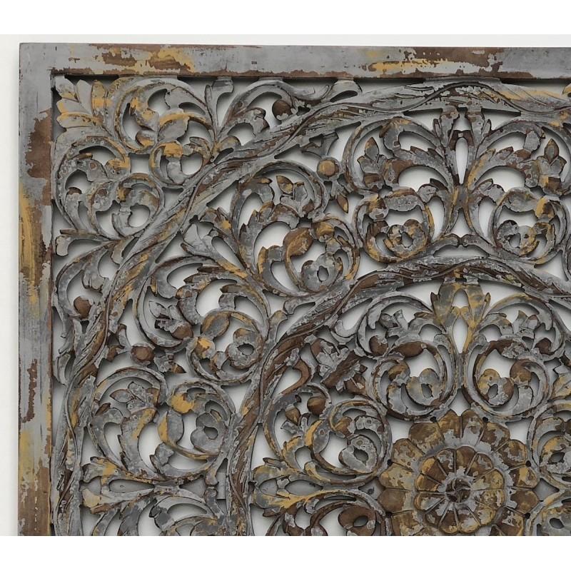 Indyjskie Panel Dekoracyjne 7032 120x120