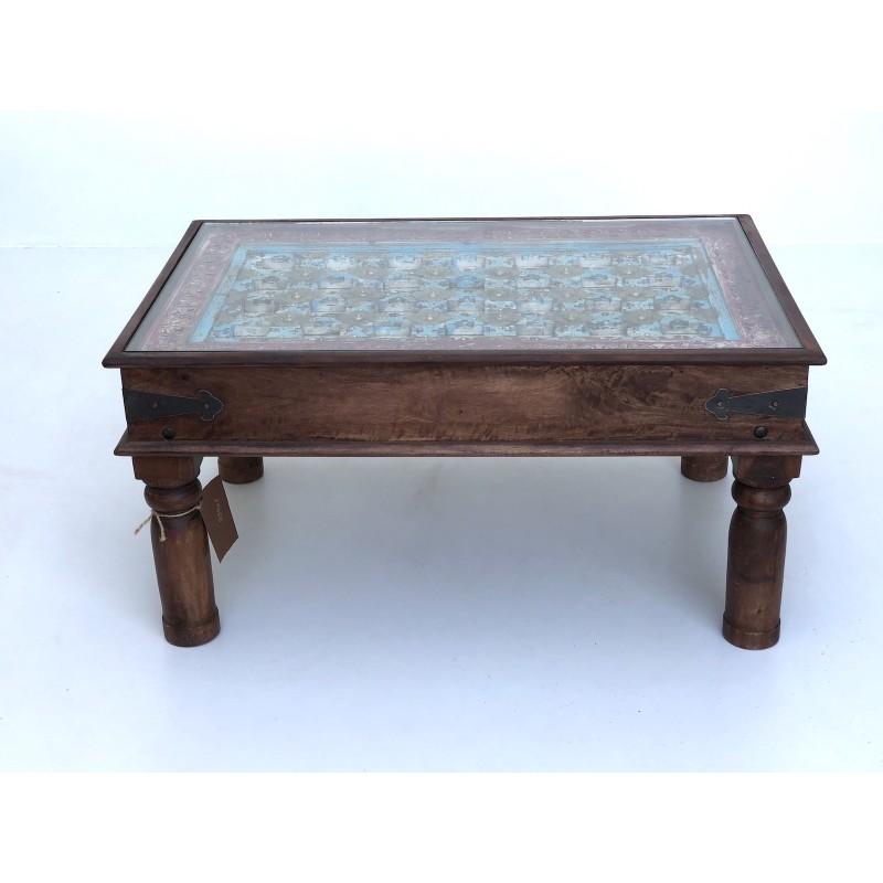 Indyjskie Orientalny Stolik Kawowy Mm 00115